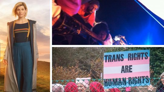 From Judges To The Stansted 15: The Moments That Defined Human Rights In 2018