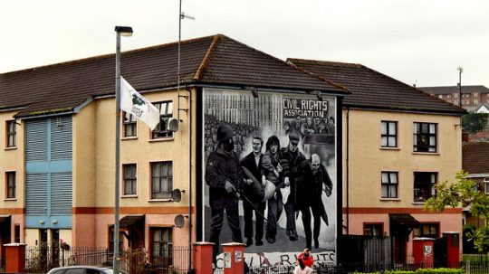 Former British Soldier To Be Charged Over Bloody Sunday Shootings