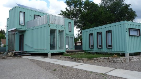 Thousands Of Homeless Children Housed In Shipping Containers
