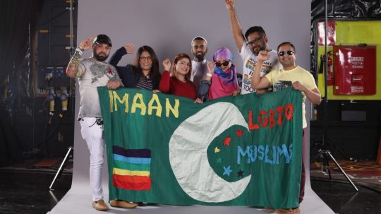 'There Is No Padlock On Islam': British Muslims Launch 'First Ever' Pride