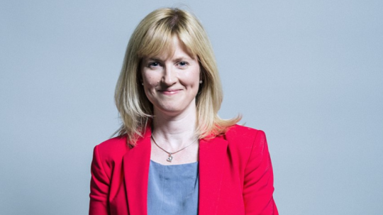 'What She Said Will Save Lives': Rosie Duffield MP Shares Domestic Abuse Story