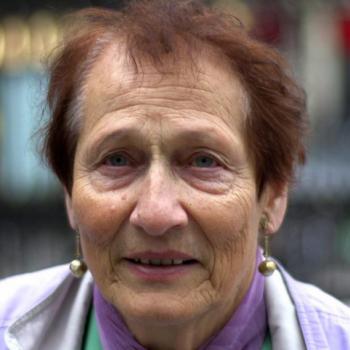 Ruth Barnett, Holocaust survivor
