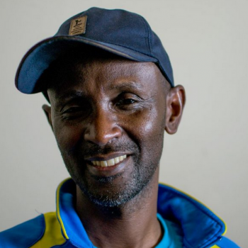 Eric, Genocide in Rwanda survivor