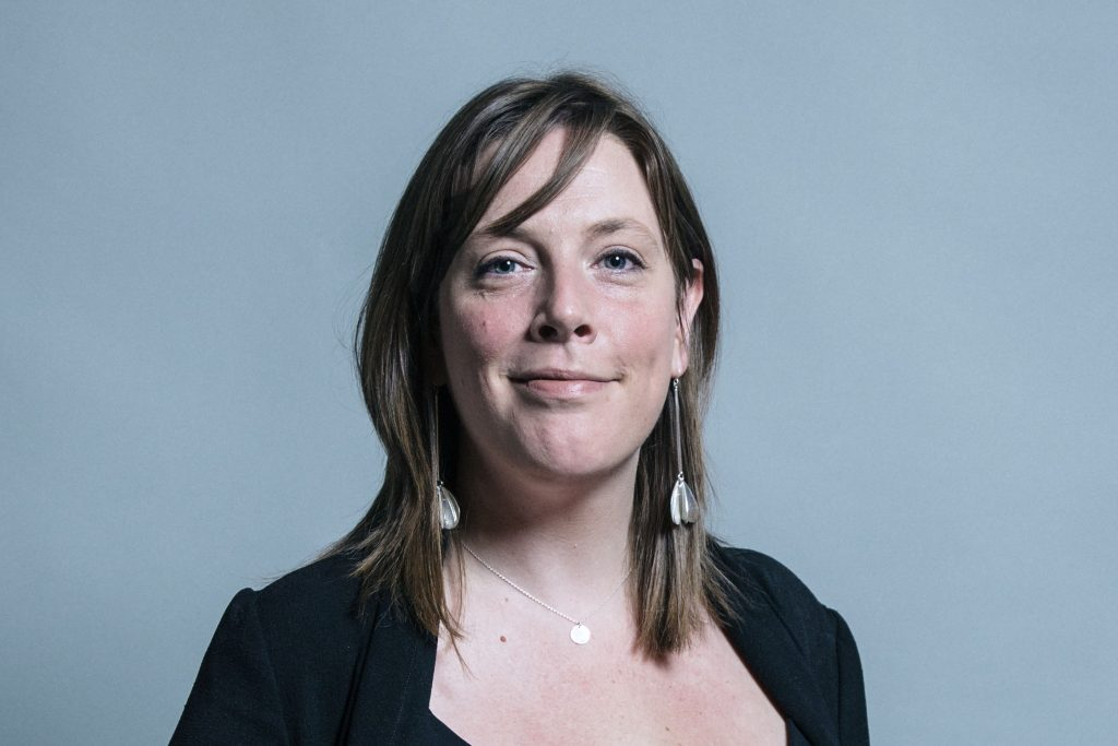 Jess Phillips. Image Credit: Parliament