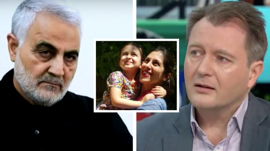Killing Of Iranian General Could Make Release Of British Mum 'More Difficult' – Husband