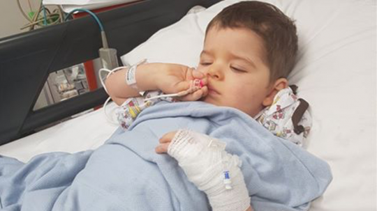 Family In Legal Bid As Son Denied 'Life-Saving' Cannabis-Based Medicine