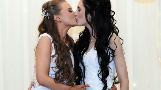 'We Did Not Set Out To Make History': First Same-Sex Couple To Marry In Northern Ireland