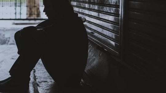 'I Am Worried': Homeless Amid The Coronavirus Pandemic