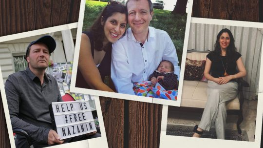 Richard Ratcliffe: 'What Fighting For Nazanin's Freedom Has Taught Me'