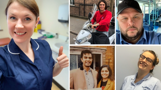 'I Am Proud Of My Work': Meet The Covid-19 Key Workers