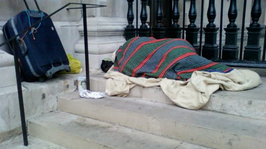 Migrants Falling Through Cracks In Covid-19 Homelessness Support, Lawyers Warn