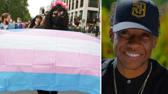 'We're Saying Black Trans Lives Matter Too'