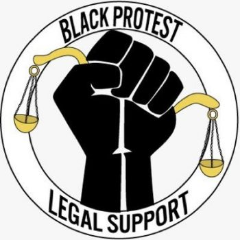 Black Protest Legal Support UK