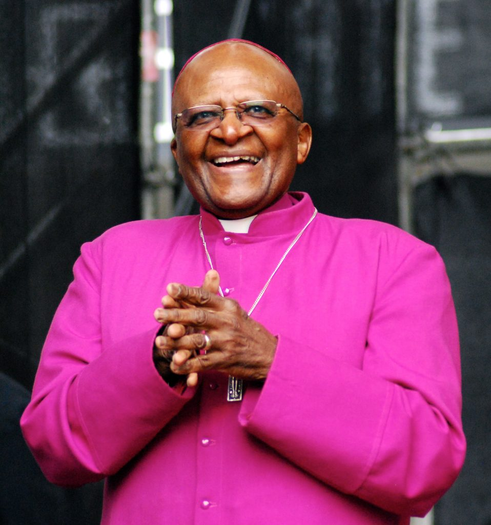 Desmond Bishop Tutu