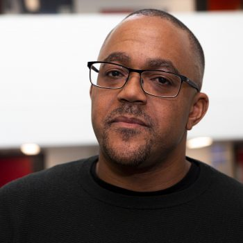 Professor Kehinde Andrews. Guest editor - Education. Birmingham City University