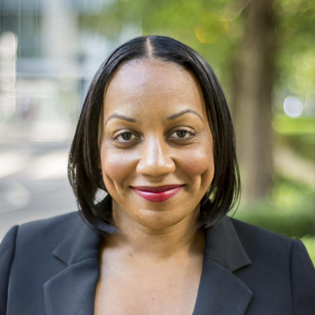 Miranda Grell, a lawyer who is calling for justice for the Windrush generation
