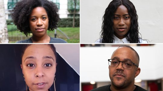 In Conversation: The Black Lives Matter Takeover