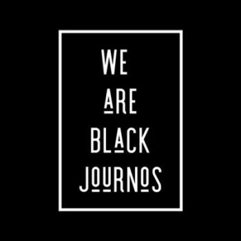 We Are Black Journos