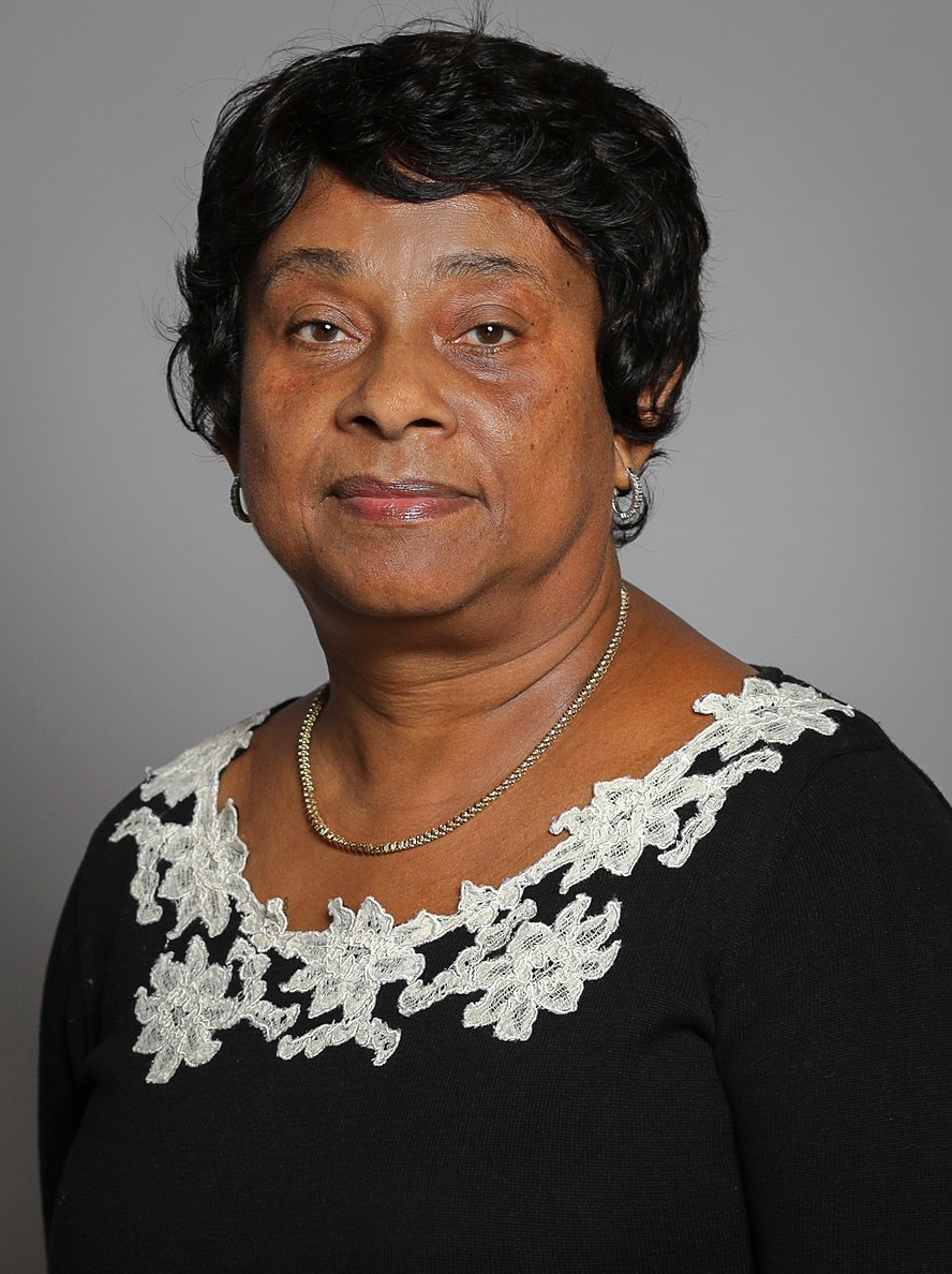 A photo of Doreen Lawrence in an article about Black History Month