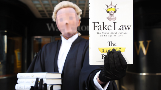 The Secret Barrister On Covid, Drugs And The Remedy For Ignorance