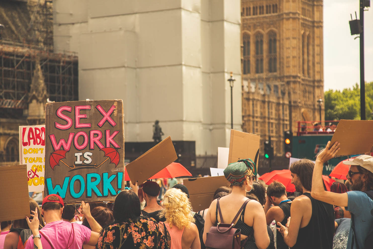 Why The Sexual Exploitation Bill Will Make Vulnerable Women Less Safe
