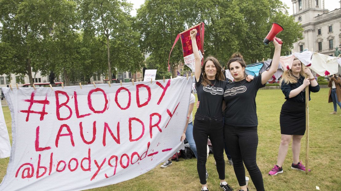 'My Charity Shouldn't Exist In Two Years': What Happens Next To Truly Eradicate Period Poverty?