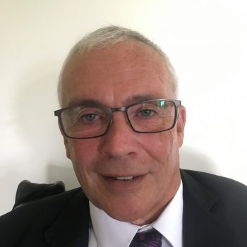 Dr Stephen Duckworth OBE