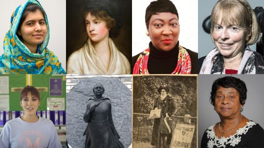 International Women's Day: 10 Human Rights Pioneers