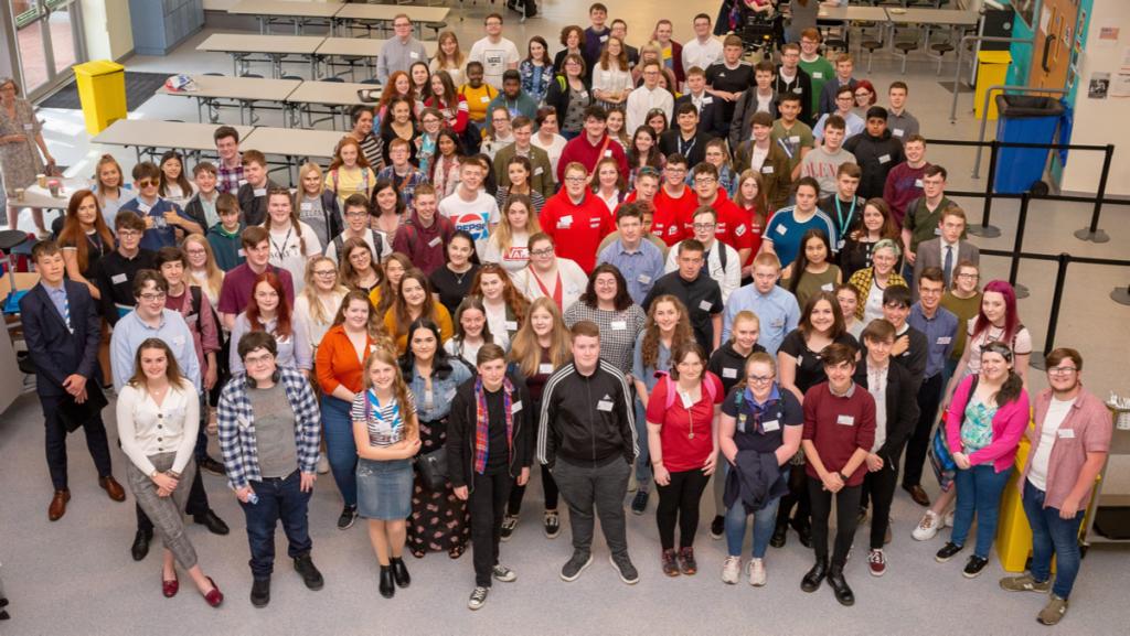 Group Scottish Youth MP photo