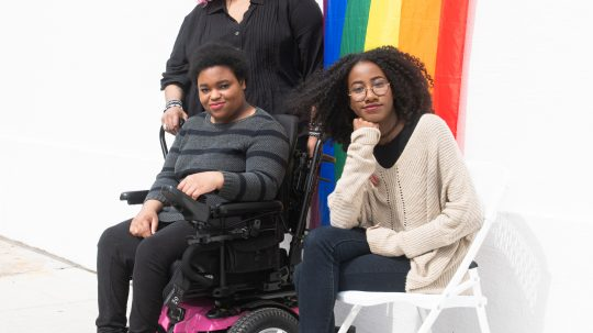 How Can We Make Room For Disabled People At Pride?