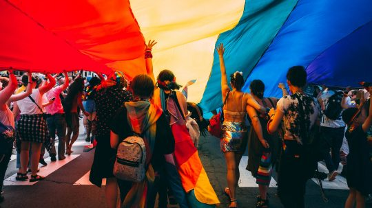 Is The Joy Of Pride Dampened By The Presence of The Police?