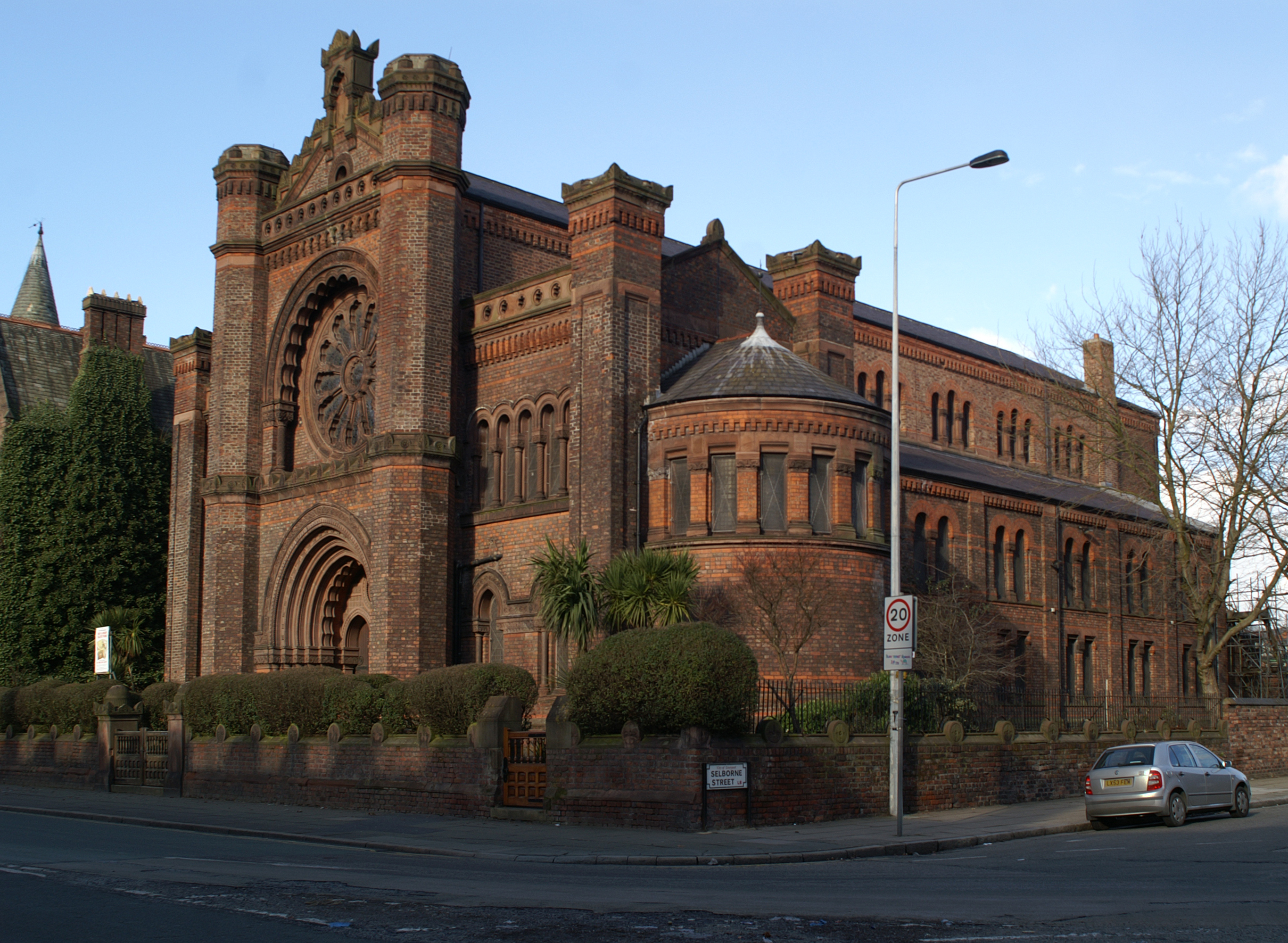 Liverpool Synagogue