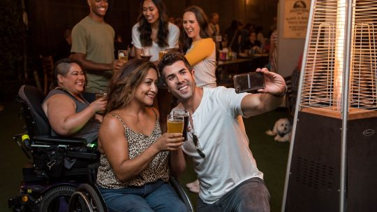 Inaccessible Venues Are Infringing On Disability Rights