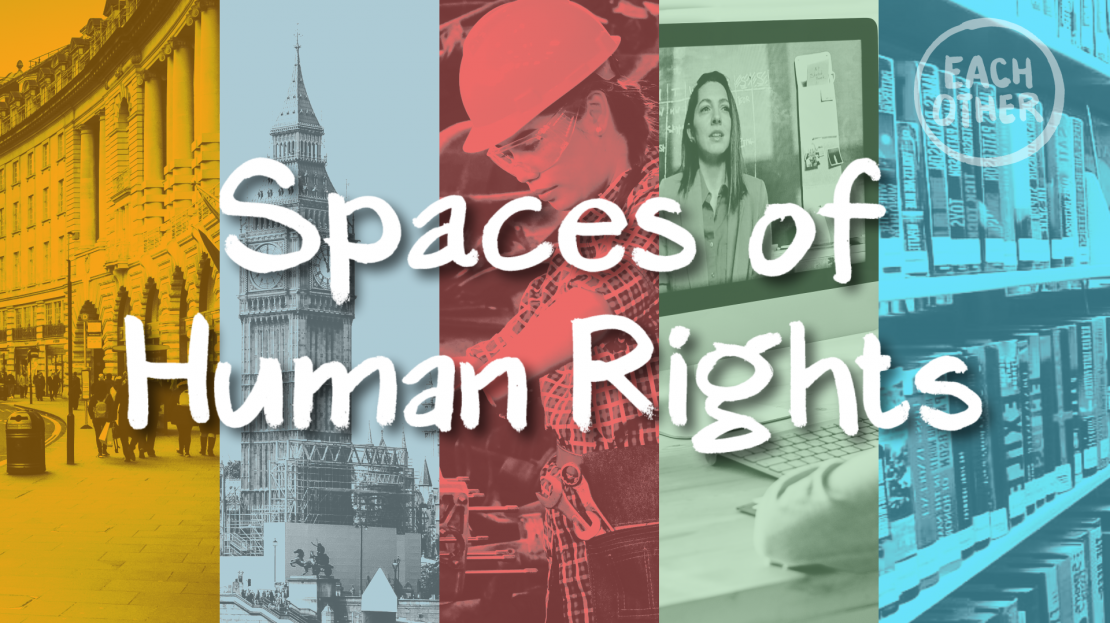 Spaces of Human Rights: How Social Justice is Achieved Through Social Media