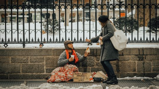 What Are Homeless People's Rights To Belongings?