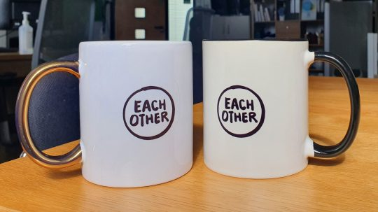 Have a cuppa with EachOther – tell us what you think!