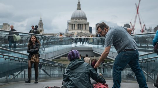 How Does The Rough Sleeping Support Service Affect Homeless People?