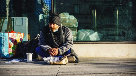 Has The Government's Vaccination Programme Failed Homeless People?