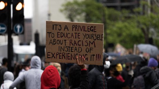 How Does Racism In The Media Impact Human Rights?